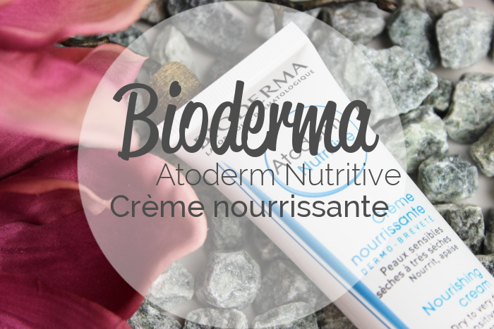 Bioderma Atoderm Creme Nourrissante Nourishing Cream Trockene Haut Reizarm Review