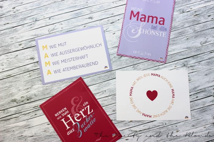 DM Lieblinge April 2015 Muttertagskarten