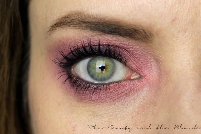 Springtime Grunge, AMU, pink, lila