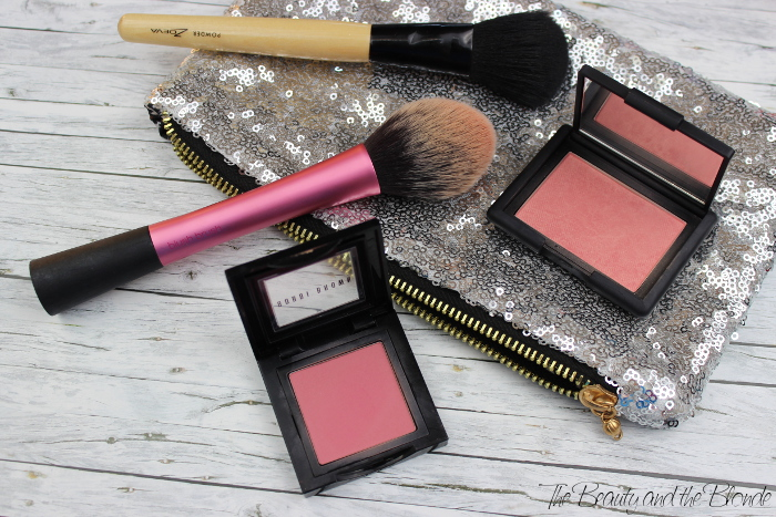 7 Shades of Pink Blushes: Bobbi Brown Nectar und NARS Deep Throat