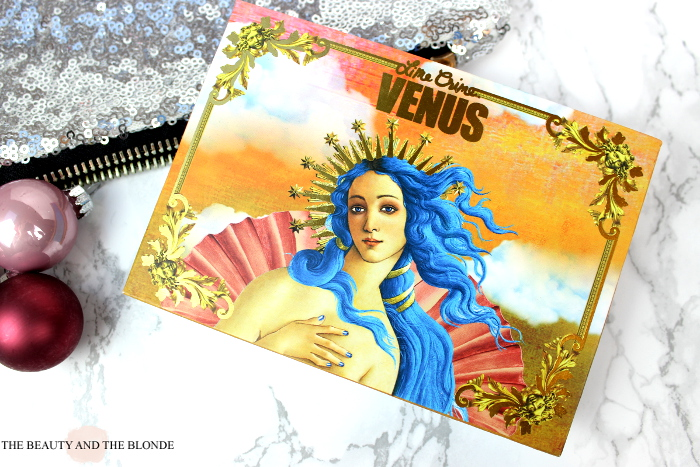 Lime Crime Venus Palette Verpackung, Packaging, The Grunge Palette