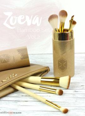 Zoeva Bamboo Set Vol.2