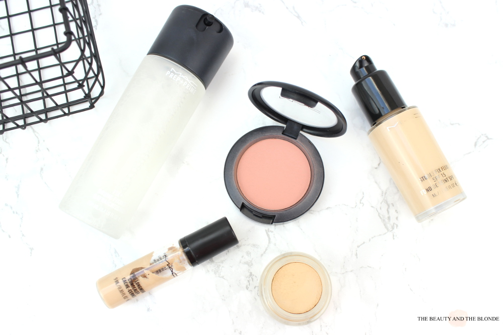Zeer 5 MAC Must-Haves - The Beauty and the Blonde @ET86