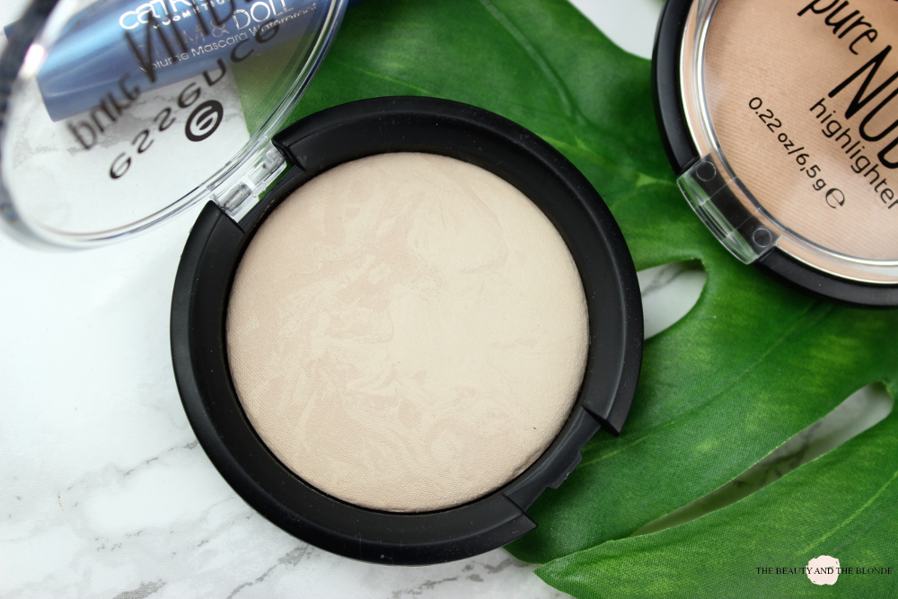 Drogerielieblinge, essence pure nude powder