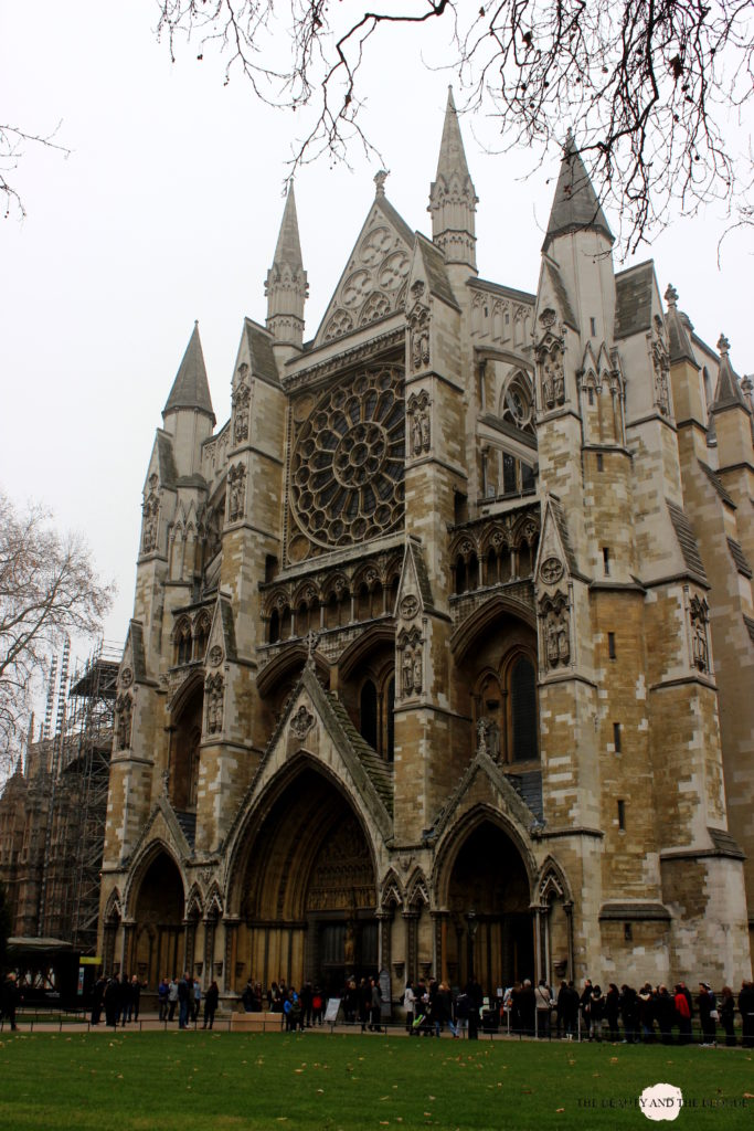 Westminster Abbey Cathedral London
