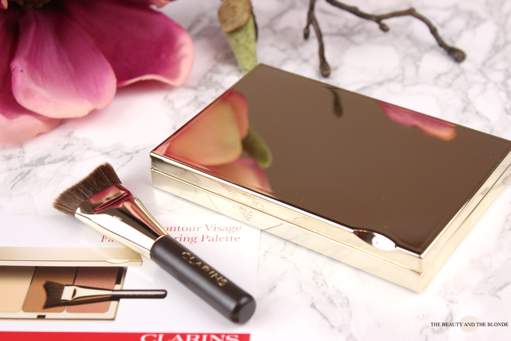 Clarins Contouring Perfection Collection Palette Contour Visage Review Swatches
