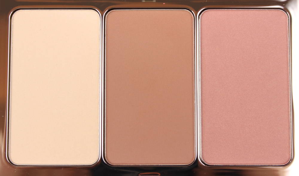 Clarins Contouring Perfection Palette Contour Visage Detail Review Swatches