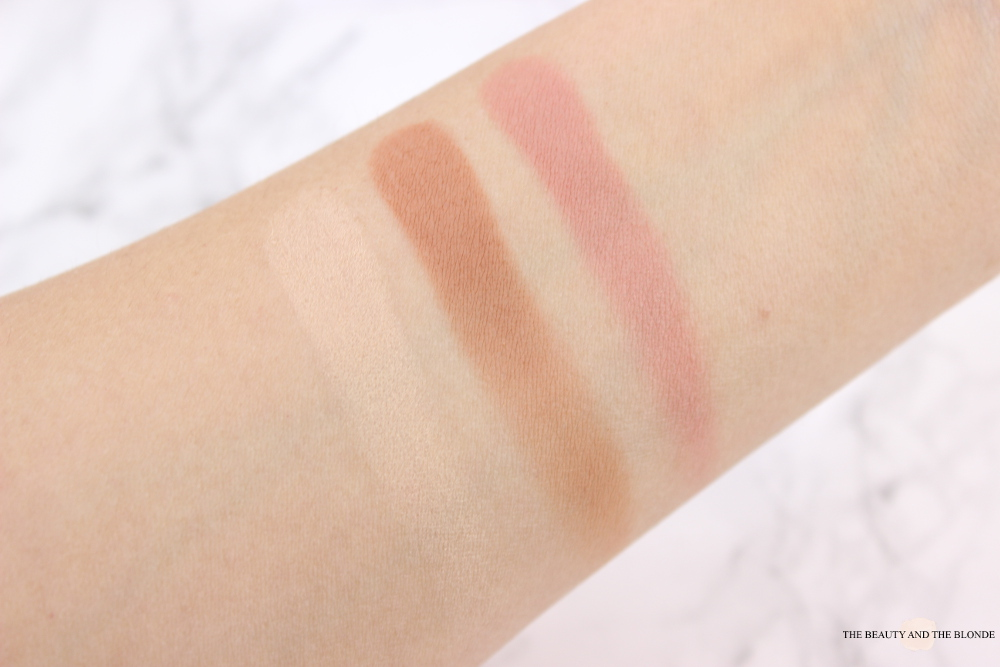 Clarins Contouring Perfection Palette Contour Visage Review Swatches