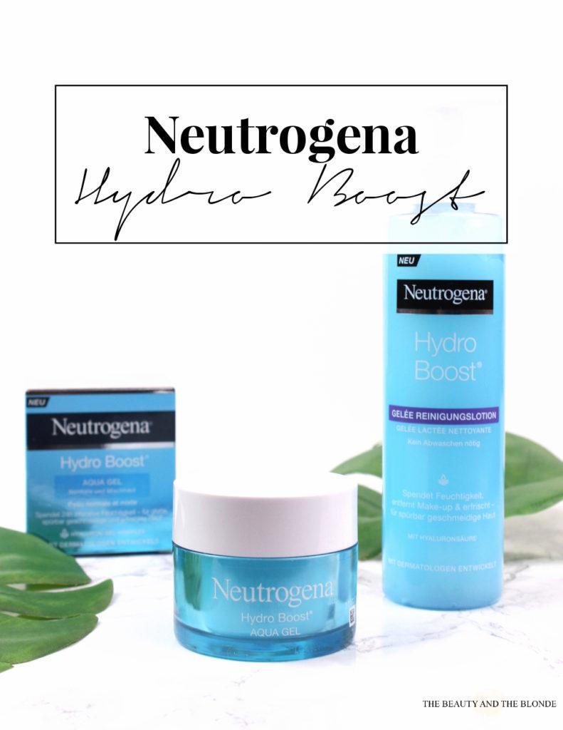 Neutrogena Hydro Boost Serie Drogerie