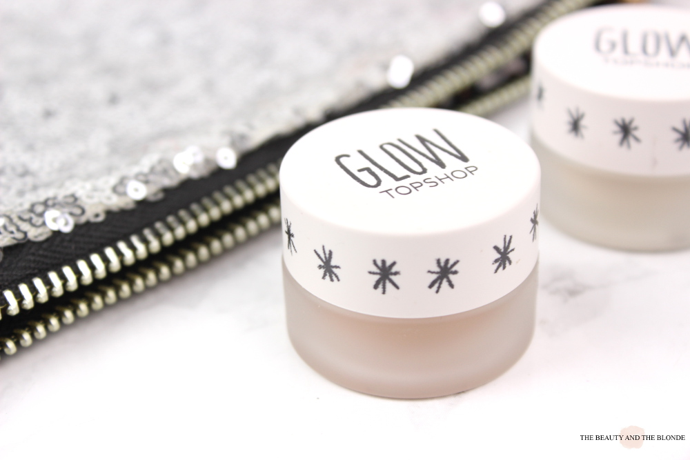 Topshop Glow Cream Highlighter Polished Gleam Review