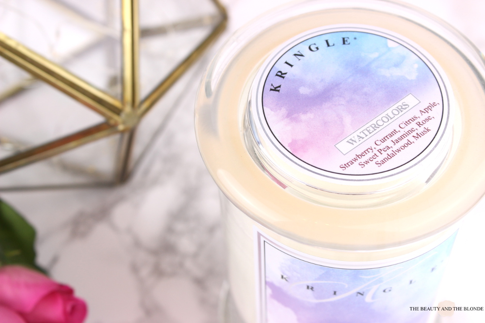 Kringle Candle Watercolors Review