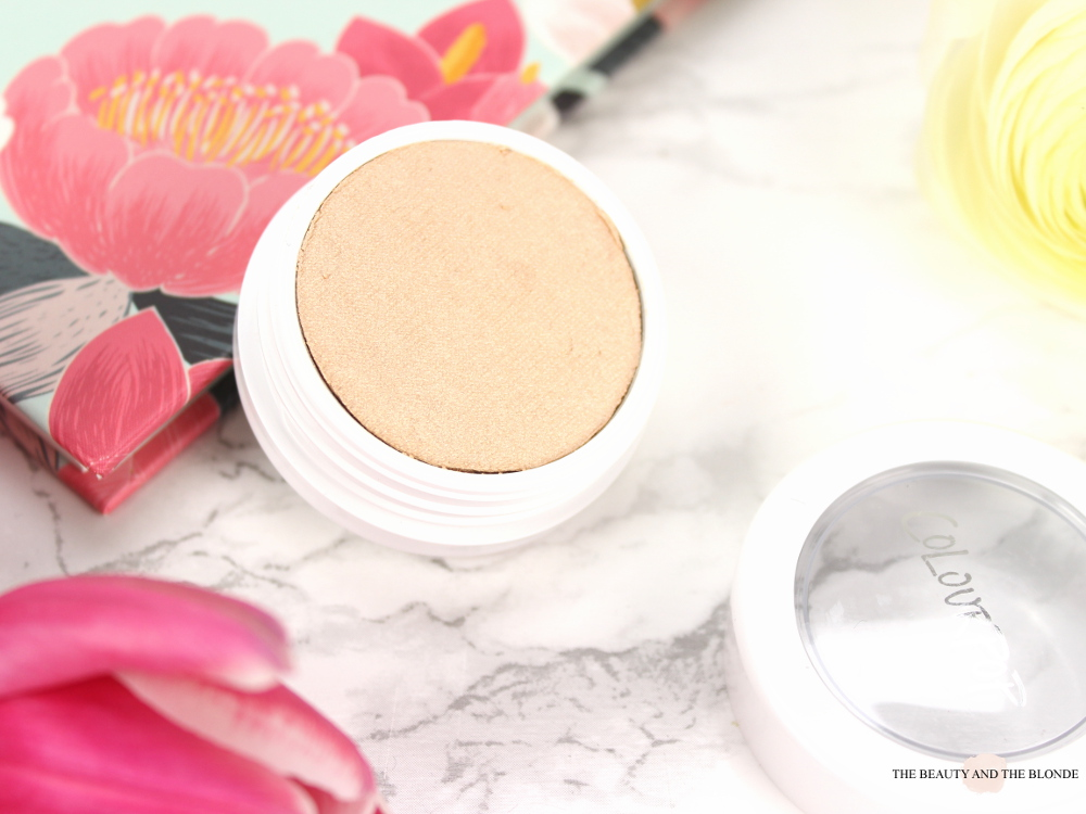 Colourpop Supershock Highlighter Lunch Money Review Swatch