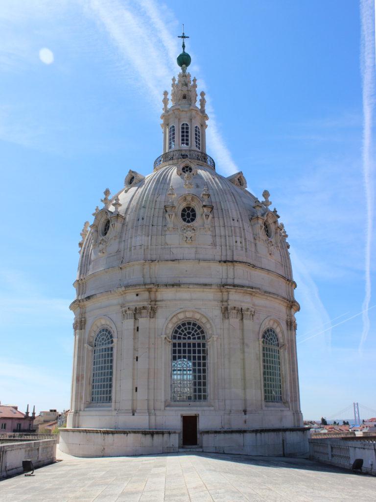 Lissabon Basilica da Estrela Kuppel