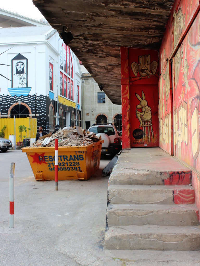 Lissabon Lisbon Lisboa Travel Diary Reise Bericht Tipps LX Factory Industrial Area Street Art