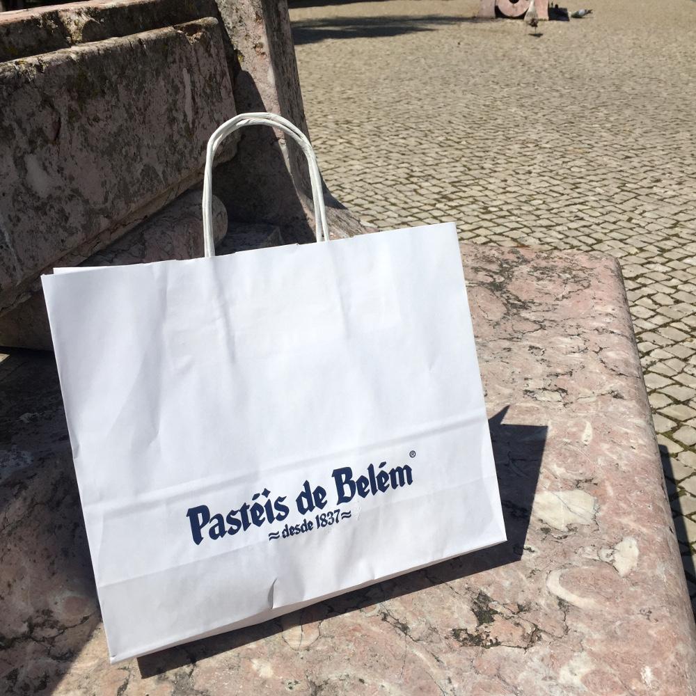 Lissabon Lisbon Lisboa Travel Diary Reise Bericht Tipps Pasteis de Belém Nata