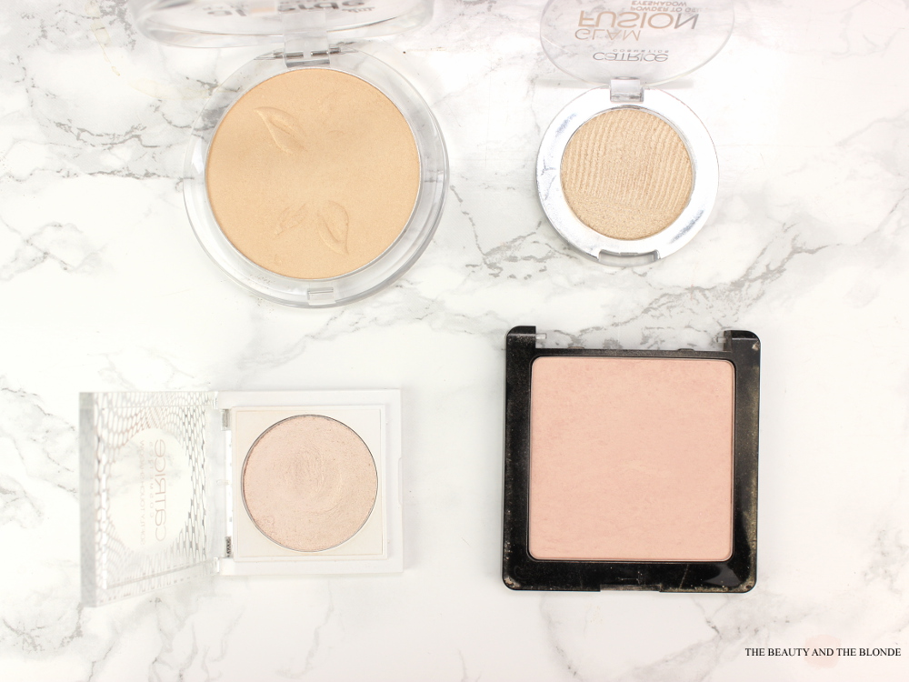 Highlighter Drogerie Drugstore Alverde Catrice Glam Fusion LE Fairy Dust