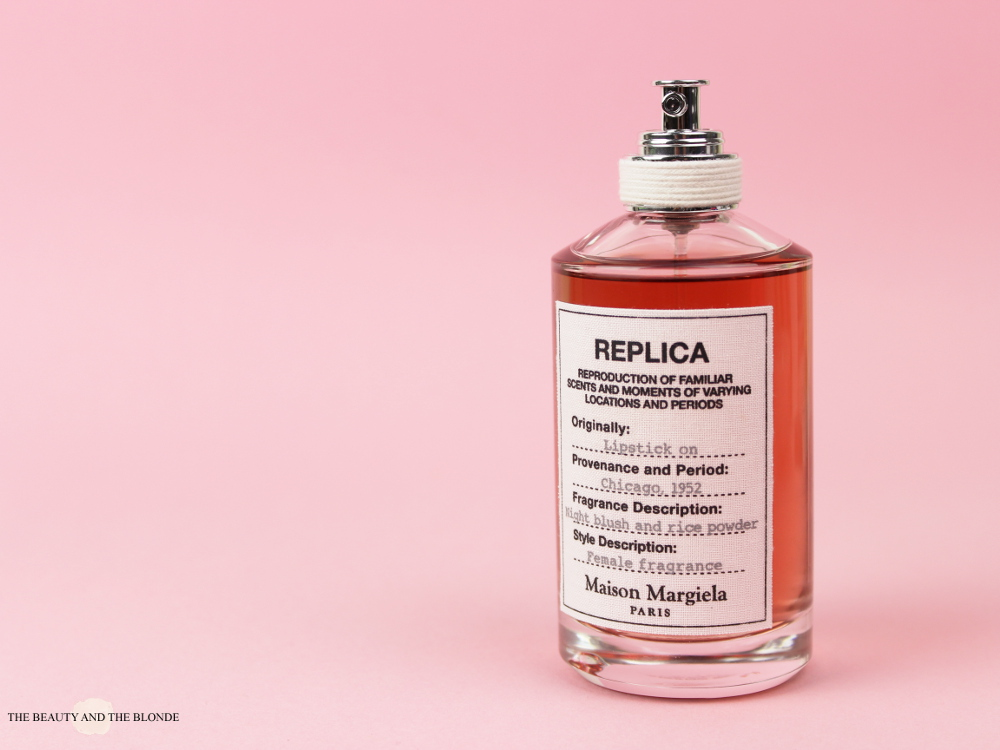 Maison Margiela Replica Lipstick On Fragrance Parfum Duft Review