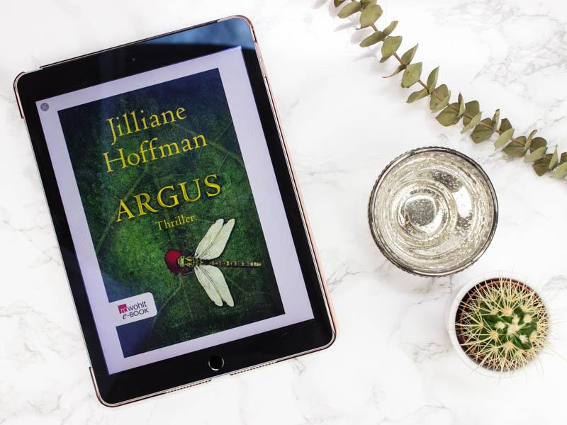 Jilliane Hoffman Argus Rezension Buch Book Review