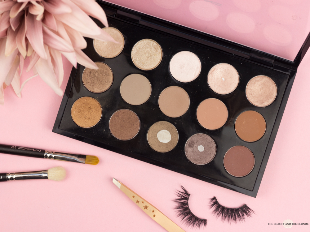 Makeup Collection MAC Eyeshadow Palette Neutrals