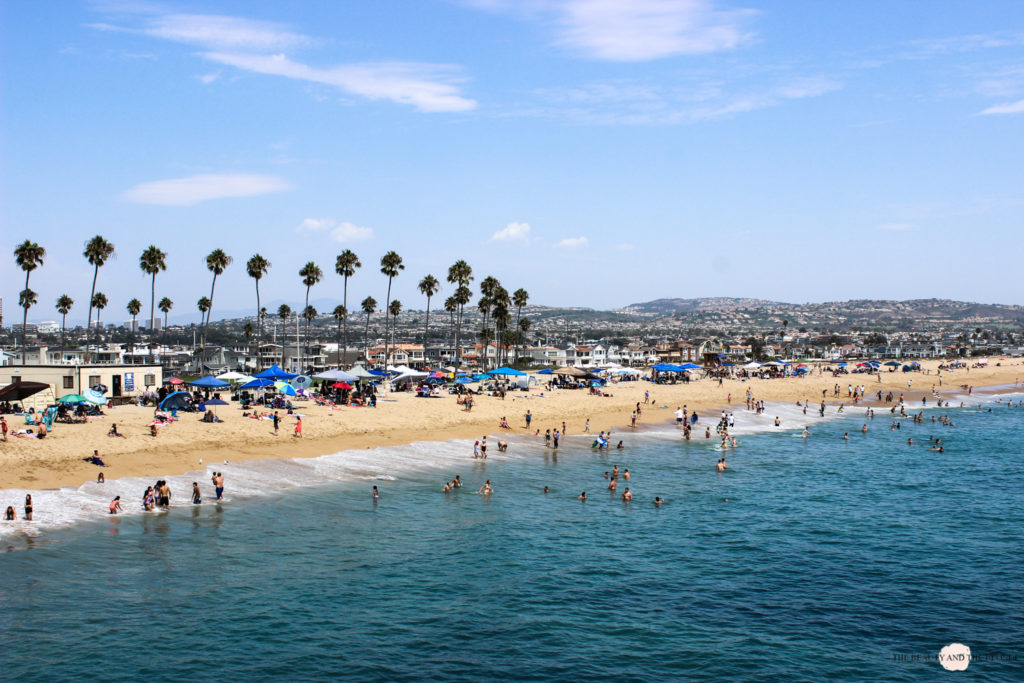 Newport Beach Westcoast USA Roadtrip