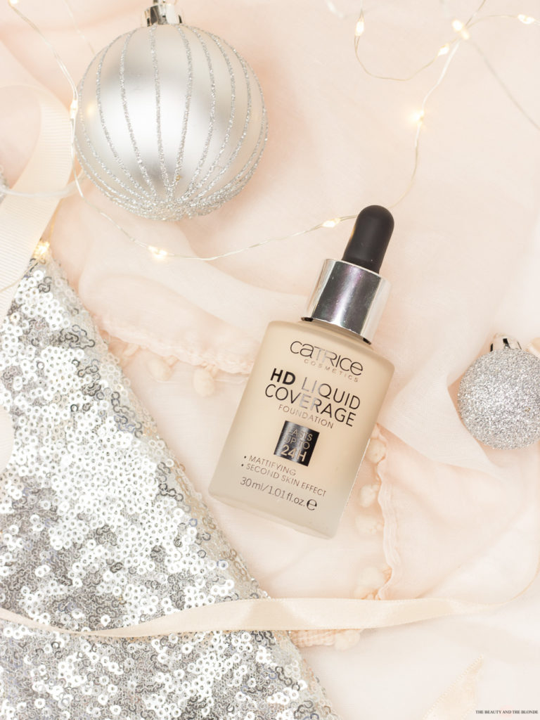 Catrice HD Liquid Coverage Foundation Drogerie Review Swatches