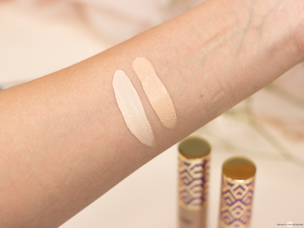 Tarte Shape Tape Concealer Light Neutral Fair Neutral Review Swatches
