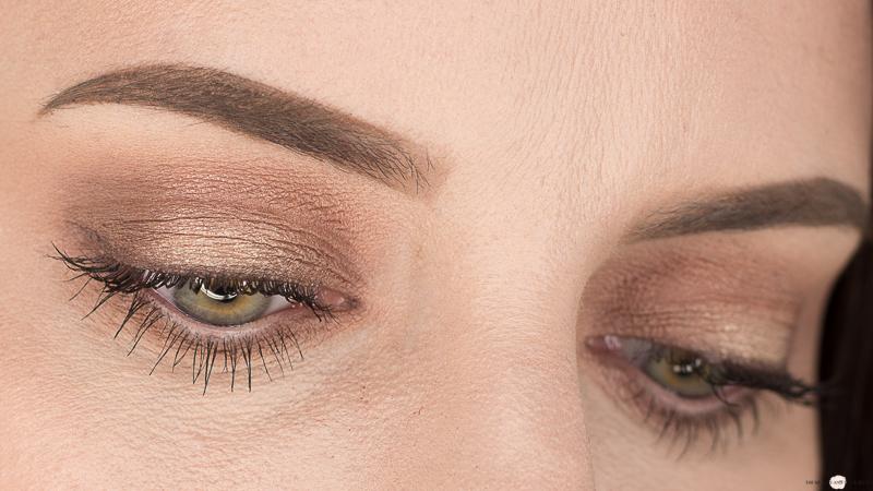 L.O.V Code: Nude Eyeversity Eyeshadow Palette Makeup Review Eyemakeup Drogerie