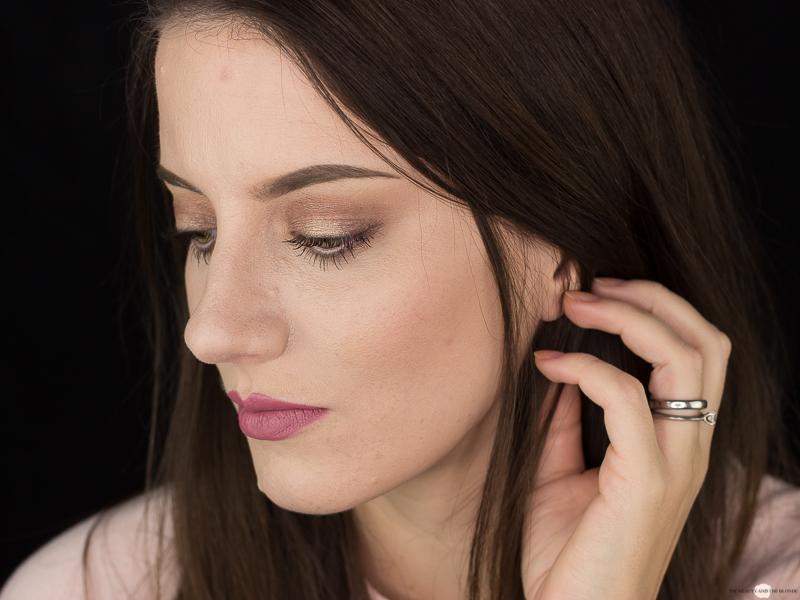 L.O.V Code: Nude Eyeversity Eyeshadow Palette Makeup Drogerie