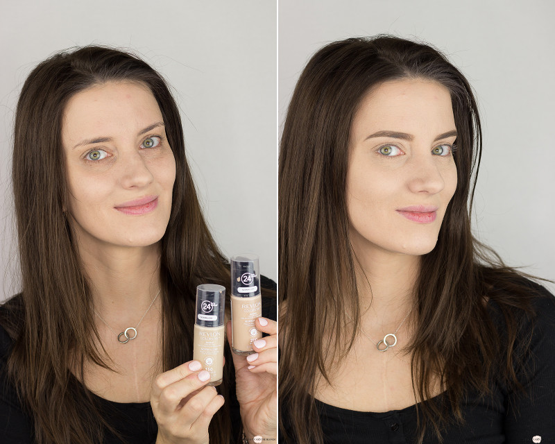 Revlon Colorstay Foundation Auftrag