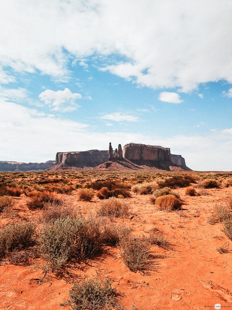 Westcoast Roadtrip Monument Valley Traveldiary Reisebericht USA