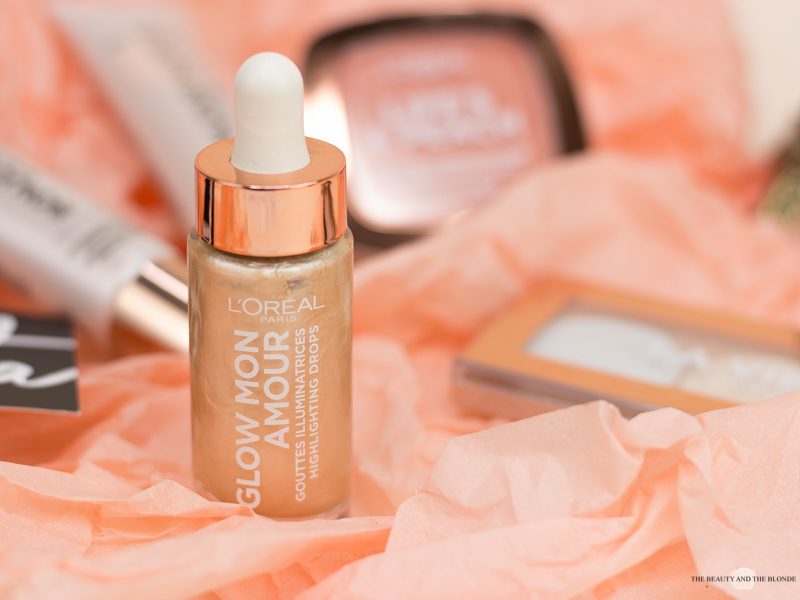 L'Oréal Wake Up And Glow Sommerkollektion Summer Collection Glow Mon Amour Highlighting Drops