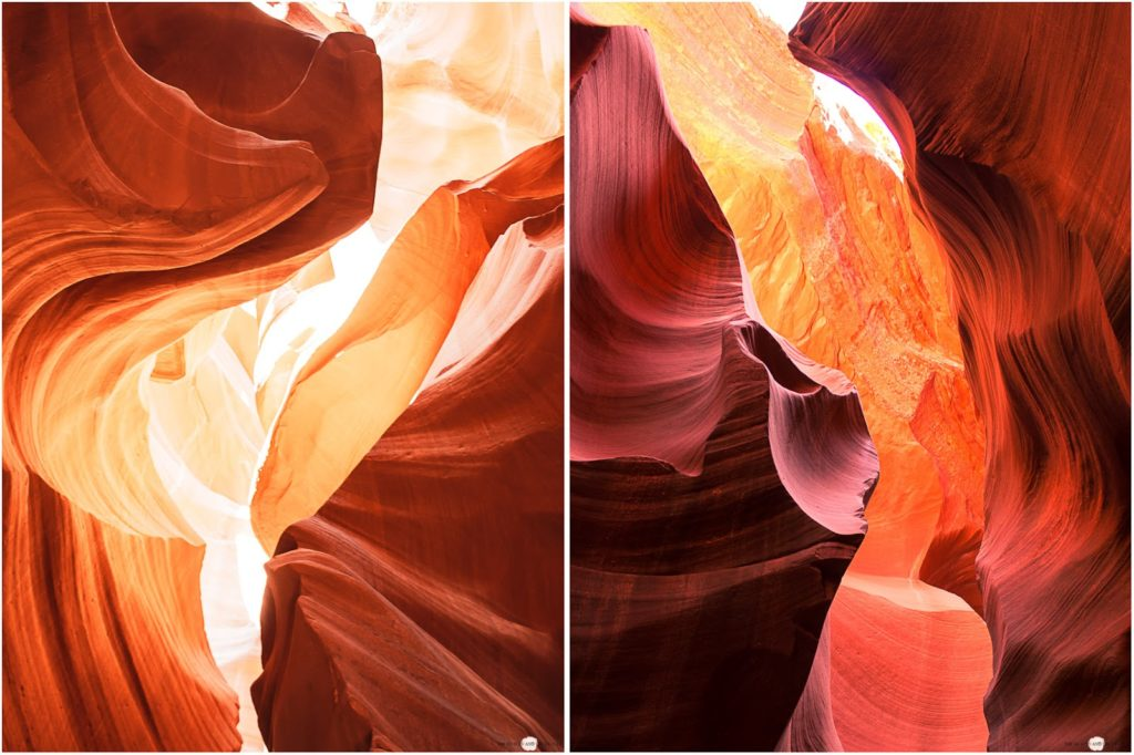Lower Antelope Canyon Westcoast USA Roadtrip
