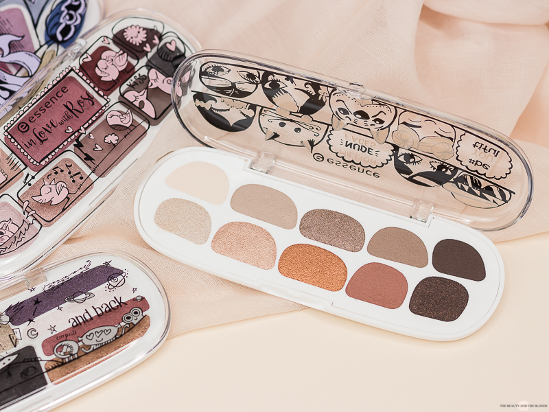 essence lidschatten paletten update sortimentsumstellung 2018 drogerie eyeshadow boxes