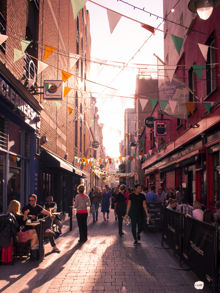 2 Wochen Irland Roadtrip Dublin Rundreise