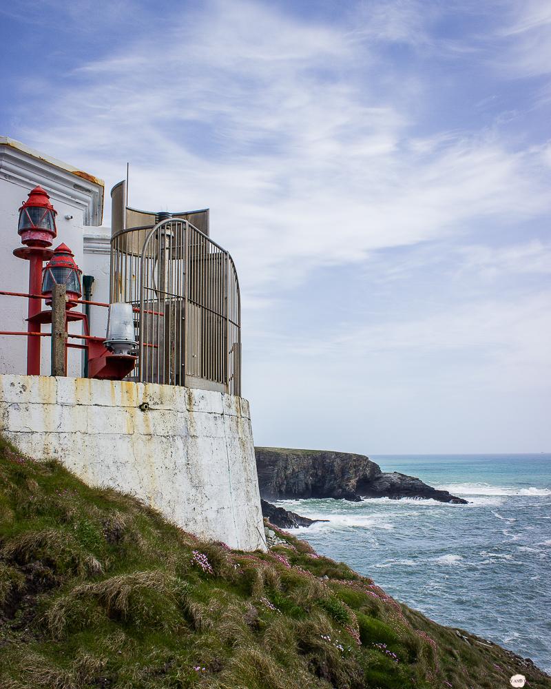 Irland Roadtrip Mizen Head Leuchtturm Lighthouse Zwei wochen