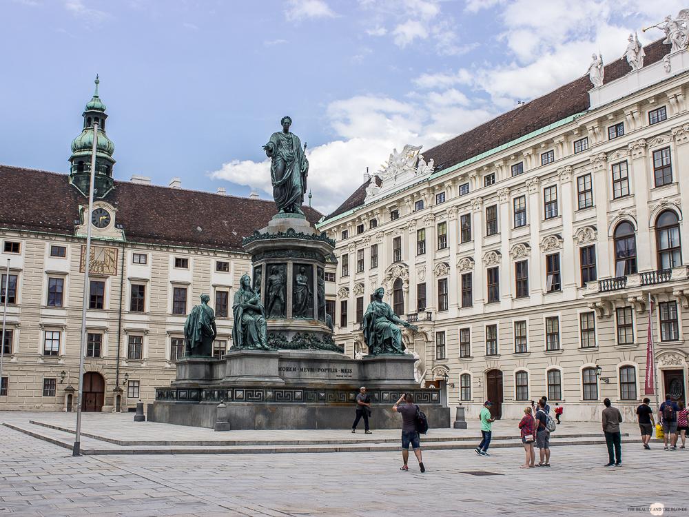 Wien in 24 Stunden Travelguide Tipps Reisetipps Kaiser Franz Hofburg