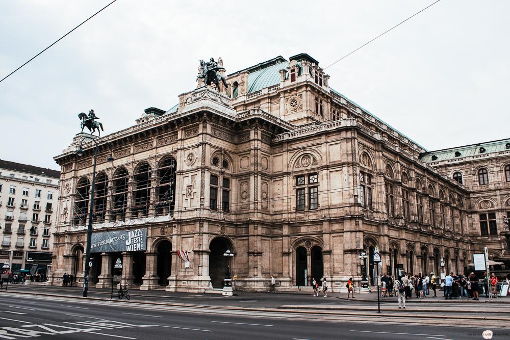Wien in 24 Stunden Travelguide Tipps Reisetipps Staatsoper Wien