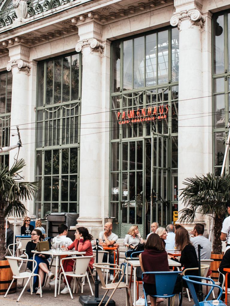 Wien in 24 Stunden Travelguide Tipps Reisetipps Palmenhaus Hofgarten