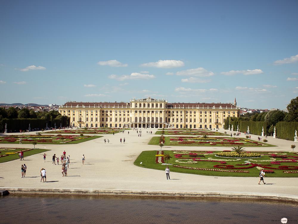 Wien in 24 Stunden Travelguide Tipps Reisetipps Schloss Schönbrunn